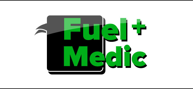 wrong fuel medic logo
