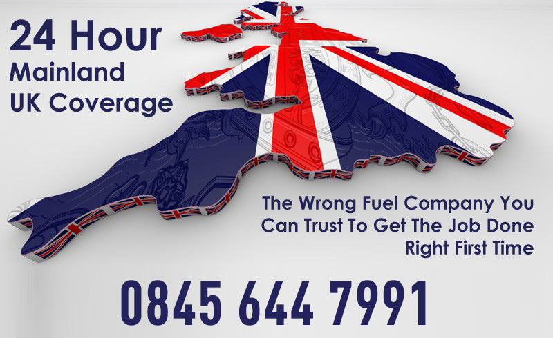 Wrong Fuel Sutton Coldfield
